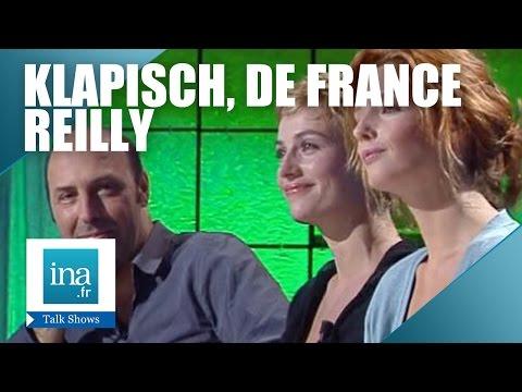 Cédric Klapisch, Cécile de France et Kelly Reilly
