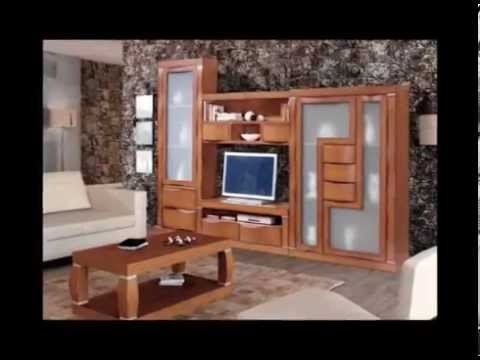 muebles en madera con dise os espectaculares youtube