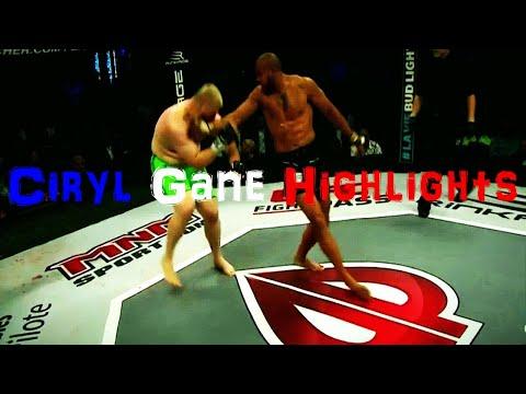 "Ciryl ""Bon Gamin"" Gane Highlights HD"