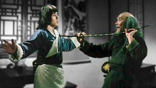 Джеки Чан (Су Инь-Фун) против предводителя нищих | Jackie Chan (Hsu Yin-Fung) vs beggar leader