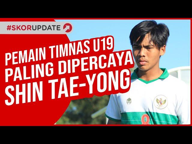 5 PEMAIN TIMNAS U-19 ANDALAN SHIN TAE-YONG DENGAN MENIT TERBANYAK SELAMA TC KROASIA