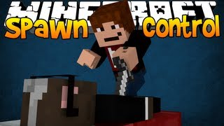 Minecraft Mini Game - Spawn Control! w/ TheCampingRusher