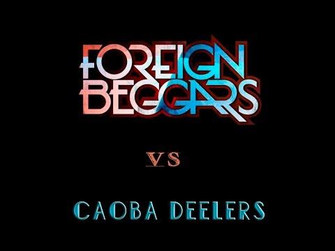 Foreign Beggars - Coded Rhythm Talk feat. Farma G & Chester P. (Caoba Deelers RMX)