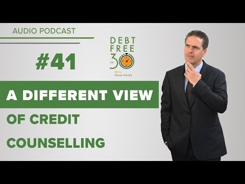A Different View Of Credit Counselling