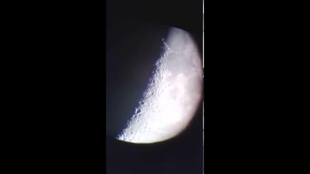 Astromaster az moon youtube