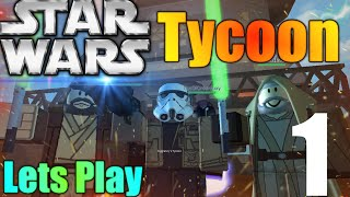 [ROBLOX: Star Wars Tycoon] - Lets Play w/ Friends Ep 1 - Second Floor!