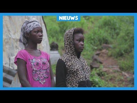 Fatimata (12) verloor haar vader tijdens een modderstroom