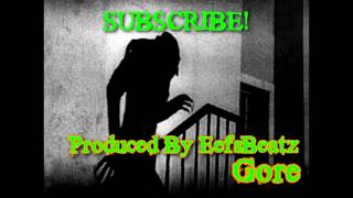 Evil Horrorcore Rap Beat Gore Brotha Lynch Hung Tech N9ne Type Instrumental FREE