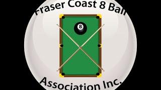 2016 Qld Cup - Country 8 Ball Teams - Fraser Coast v Hervey Bay