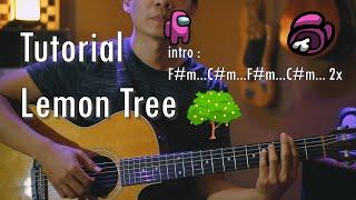 Download Lemon Tree - Fools Garden (Among Us) | Tutorial Gitar by Yoseph Hermanto