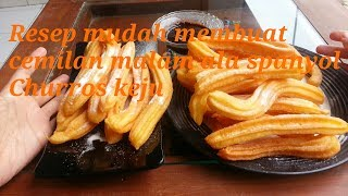 Video How to make churros cheese download MP3, 3GP, MP4, WEBM, AVI, FLV Januari 2018