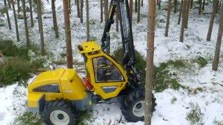 Sampo Rosenlew Forest machines 2016