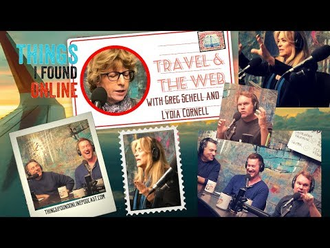 Travel Tips & Lydia Cornell