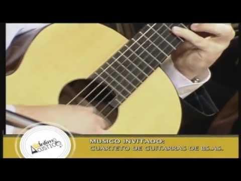 La muerte del ángel  Cuarteto de Guitarras de Buenos Aires
