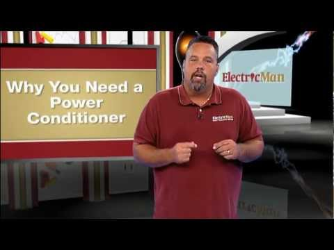 Why You Need A Power Conditioner