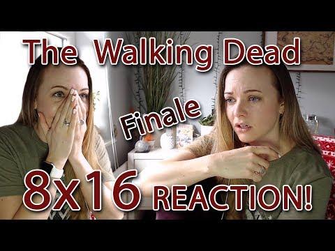 The Walking Dead FINALE 8x16   Part 2