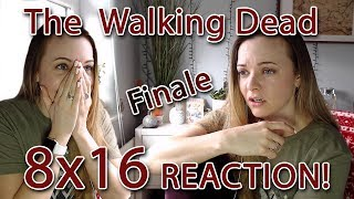 The Walking Dead FINALE 8x16 | Part 2