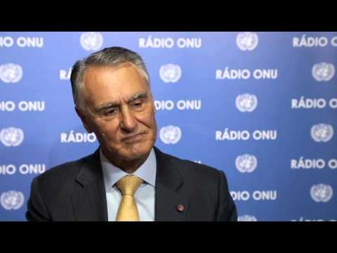 Rádio ONU entrevista Aníbal Cavaco Silva, presidente de Portugal