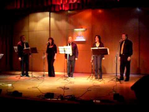 Shiru Ladoshem - Quinteto Vocal AVIR
