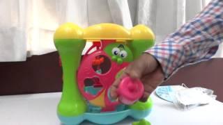 Baby fun toys   BKids All Around Fun Box Toy