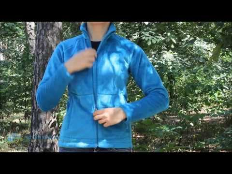 Куртка-флис Marmot Wm-s Flair Jacket MRT 89510 Mosaic Blue 2214