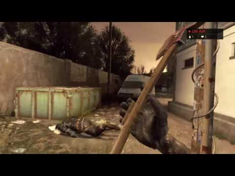 Dying Light Broadcast