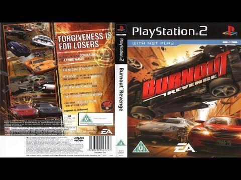 Burnout Revenge | PCSX2 (1080p 60fps) Retro Gameplay
