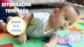 EstimulacioМЃn para bebГ©s de 0 -3 meses