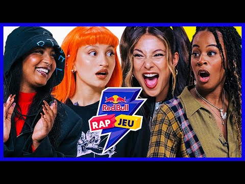 Youtube: Chilla & Vicky R vs Joanna & Sally – Red Bull Rap Jeu #50