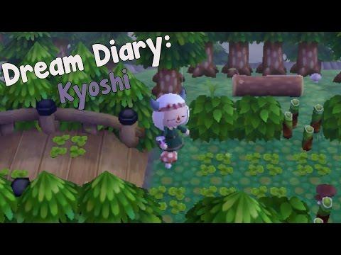 AC:NL Dream Town Tour: Kyoshi