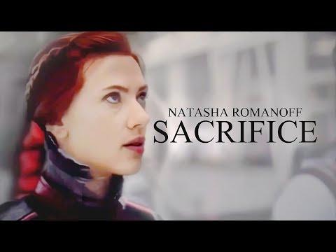 (Marvel) Natasha Romanoff