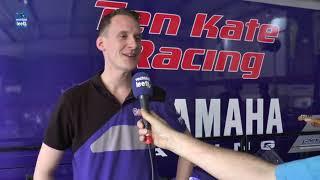 Ten Kate Yamaha racing presenteert nieuwe motor op Pitstopdag