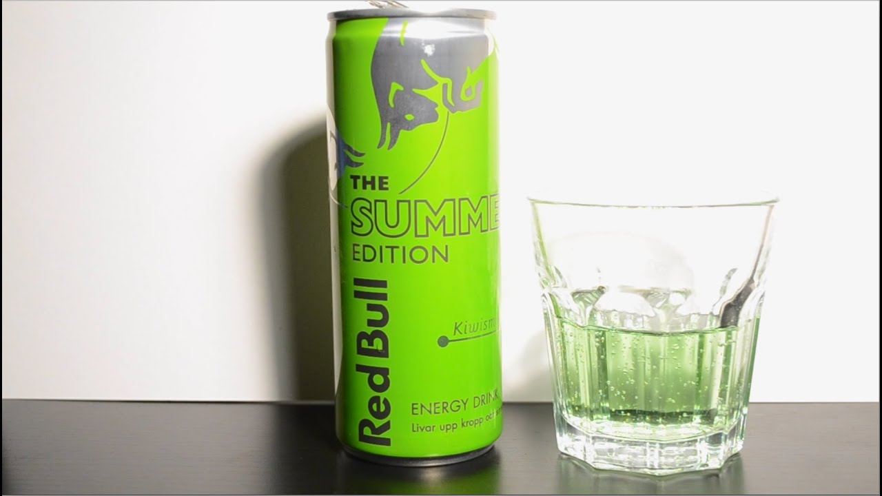 red bull the summer edition kiwi energy drink review. Black Bedroom Furniture Sets. Home Design Ideas