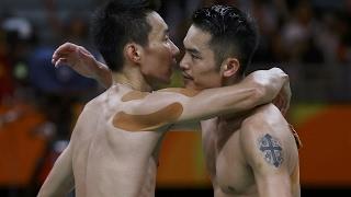 Lee Chong Wei vs Lin Dan (3 Olympics Highlight)  李宗伟 vs 林丹 (林李大战3届奥运精华)