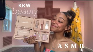 ASMR | KKW Beauty Unboxing
