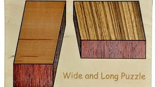 Wide and Long Puzzle