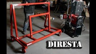 DiResta Steel Plywood Cart