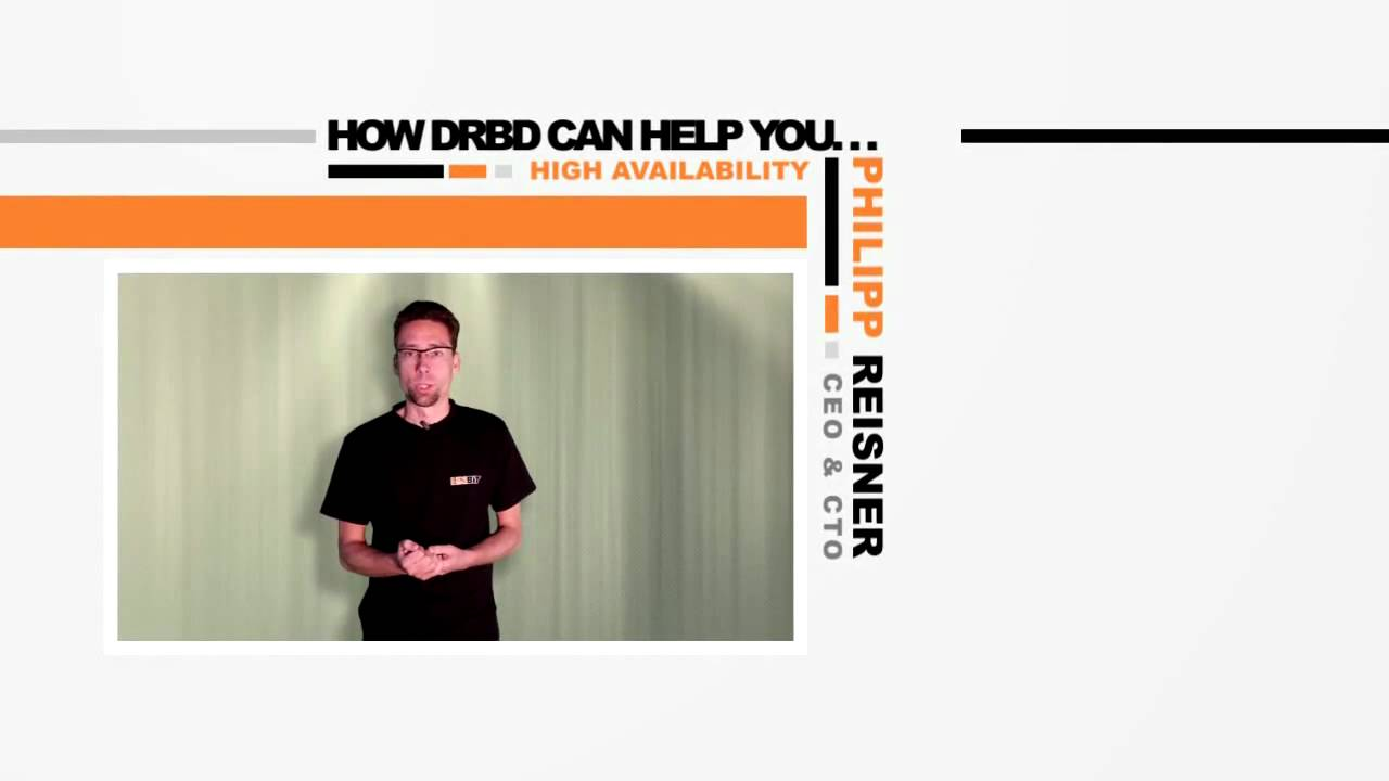 How DRBD can help you | 7reasons | ARCHIV 2004 - 2014