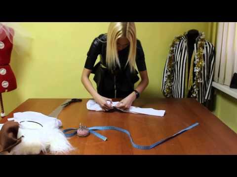 Как сделать новогодний костюм
