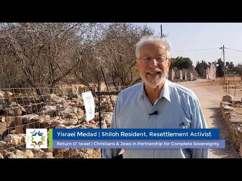 Yisrael Medad: Answering the Hard Questions on Sovereignty