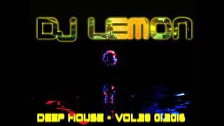 DJ Lemon - Deep House - Vol 28 - 01.2016
