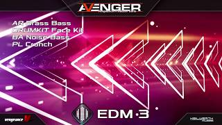 Vengeance Producer Suite - Avenger Expansion Pack: EDM3