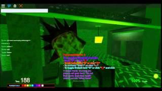 Roblox Vampire hunters 2 Strength challenge. part 1
