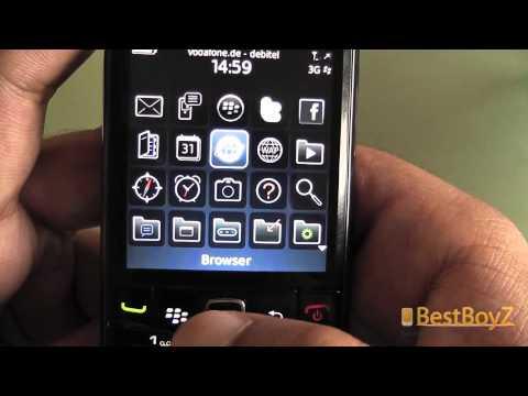 (HD) Review: BlackBerry 3G Pearl 9105 | BestBoyZ