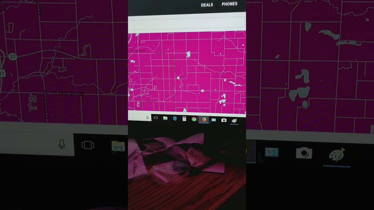 T mobile coverage map junk and lies MUST ZOOM TO STREET LEVEL No     T mobile coverage map junk and lies MUST ZOOM TO STREET LEVEL No service  michigan country driving