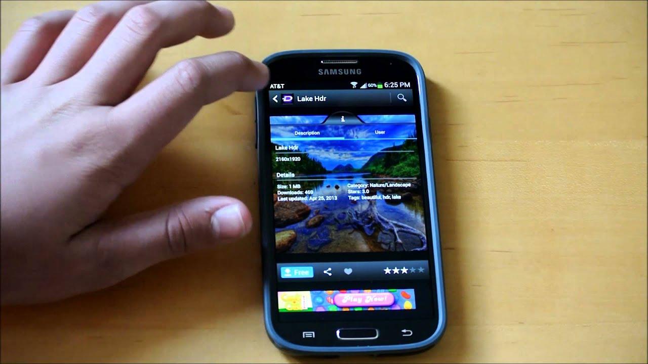 Top 25 Samsung Galaxy S4 Screen Saver Wallpapers: Best Wallpapers For Samsung Galaxy S4