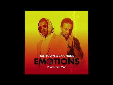 Runtown & Sak Noel -  Emotions (Sak Noel Mix)