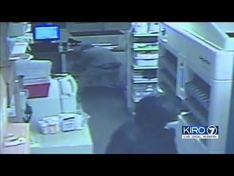 VIDEO: Prescription Painkillers Stolen From Thurston County Pharmacy