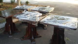 Бу столы для кафе(, 2016-08-12T08:51:39.000Z)