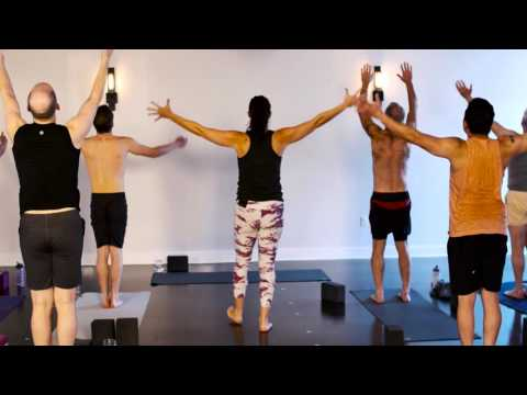 1 hour Town Mix yoga class with Tracy Billows